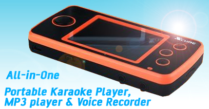 Singmaxx Karaoke & mp3 player